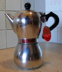 Electric Coffee Maker Invented : Utentra Vintage Electric Espresso Maker - Made in Italy Italien och Espresso