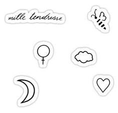 'ariana tattoos' Sticker by omgiavanna Cute Finger Tattoos, Cute Small Tattoos, Mini Tattoos, Cute Tattoos, Ariana Grande Tattoo, Ariana Grande Facts, Ariana Grande Drawings, Sister Tattoos, Friend Tattoos