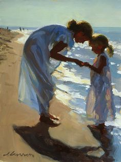 Beach Treasures .. Jeffrey T. Larson