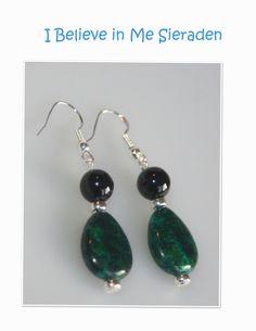 I Believe in Me Sieraden levert uit eigen atelier handgemaakte sieraden van edelstenen,  mineralen, parels en sterling zilver, bijv. Lapis Lazuli, sodaliet, onyx, carneool, amazoniet, aquamarijn  en rozenkwarts -