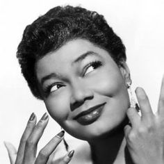 Pearl Bailey - Tony Award-winning singer and acclaimed actress - born in Newport News, VA