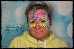 Airbrush, Body Art, Carnival, Face, Kids Makeup, Bodypainting, Mardi Gras, Carnivals, Faces