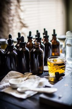 DIY Bitters // Great homemade gift for foodies and bar connoisseurs!!