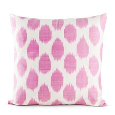 Ikat Spot Pillow