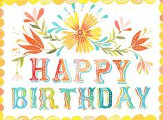 A Birthday Card :)