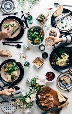 ギャザリングが欧米パーティースタイルのトレンド・料理のアイデアまとめ