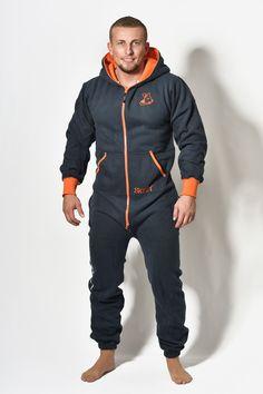 Skippy navy orange