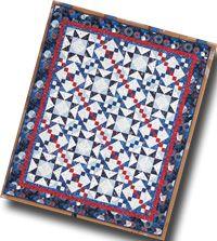 American Valor by Nancy Mahoney. Great patriotic quilt