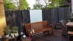 Die 25 Besten Bilder Von Sichtschutz Backyard Patio Fence Und