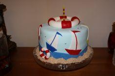sailing cake designs | Sailboat cake