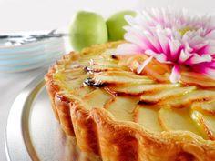 Kanela y Limón: Tarta clásica de manzana