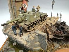 Tiger Tank, Model Tanks, Ww2 Tanks, Armored Vehicles, Scale Models, Dioramas, Military Vehicles, Rally, Vignettes