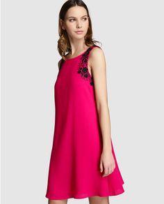 Quiero un vestido bonito en ingles