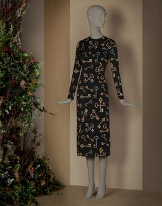 Dolce&Gabbana|F6NV3T-FSAMK|3/4 length dresses|Dresses