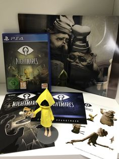 Little nightmares for PS4 great game
