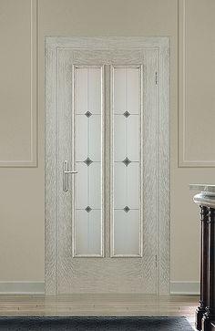 Межкомнатная дверь «Наполи». Отделка «каменно-серый патина» #дверирулес #двери #межкомнатные #русский_лес