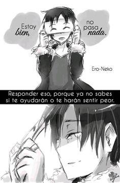 Sad Anime, Anime Love, Kawaii Anime, Anime Triste, Emo Love, Izaya Orihara, I Hate My Life, Fake Friends, Texts