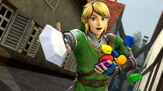 Link will do anything for some extra rupees—even if it means screwing everyone else over.