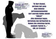 Jangan tinggalkan sholat... :)