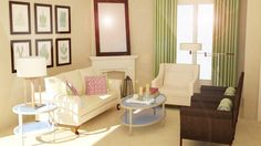 Decorate Your Condo Living Area | Steven and Chris | We recently heard from a viewer named Jeff, who wanted to help decorate his mom's new condo. He didn't know quite where to start, so we came up with a few ideas. The space was a bit of a challenge,...
