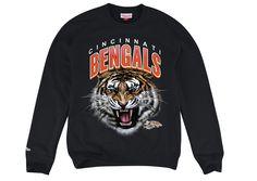Animal Crew Cincinnati Bengals Mitchell & Ness Nostalgia Co.