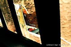 Fluchtweg - unereichbar. Magazine Rack, Objects, Industrial, Furniture, Home Decor, Decoration Home, Room Decor, Industrial Music, Home Furnishings