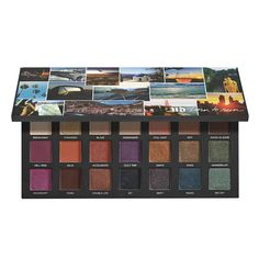 Buy Born To Run Eyeshadow Palette from Urban Decay here. What it is: An palette of 21 eyeshadows that lets you create neutral looks, add in. Sephora, Bh Cosmetics, Makeup Palette, Eyeshadow Palette, Urban Decay Uk, High Pigment Eyeshadow, Guilt Trips, Make Up Anleitung, Born To Run