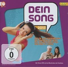 Dein Song 2013 (CD + DVD)