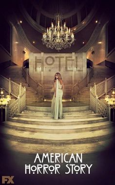 American Horror Story - Hotel (Lady Gaga) by Panchecco on DeviantArt American Horror Story Hotel, American Horror Story 3, Ahs Hotel, Movies And Series, Anthology Series, Great Tv Shows, Arte Pop, Film Serie, Movies Showing