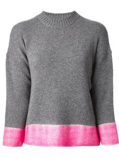 Marni bi-color sweater 964