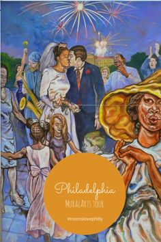 Seeing Philadelphia through the eyes of its murals from The Mother of all Trips