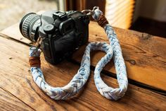Ember | The Official Teva® Blog | DIY Braided Fabric Camera Strap with Leah Duncan