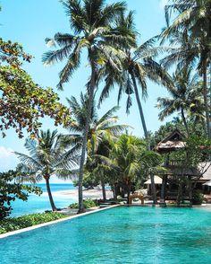 Qunci Villas, Lombok, Indonesia
