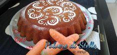 Torta di carote e mandorle Desserts, Food, Food Cakes, Tailgate Desserts, Deserts, Essen, Postres, Meals, Dessert