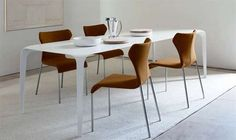 Table: LINK - Collection: B&B Italia - Design: Jakob Wagner