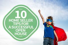 home seller tips for successful open house