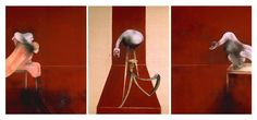 Francis Bacon 'Second Version of Triptych 1944', 1988 © Estate of Francis Bacon. All Rights Reserved, DACS 2016