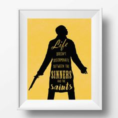Hamilton Broadway Musical Wait For It Sinners and Saints Aaron Burr 8x10 Digital Poster Print Instant Download