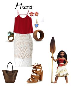 Perfect for tropical vacations and nights out Moana Outfits, Disney Bound Outfits, Disney Inspired Fashion, Disney Fashion, Disney Dress Up, Estilo Disney, Character Inspired Outfits, Fandom Fashion, Dress Up Costumes