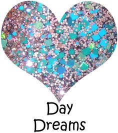 DayDreams Nail Polish: Bing Bong Inside Out Indie Glitter Nail polish Lacquer Custom Handmade