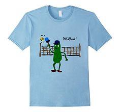 Men's Smiletodaytees Pickle and Pickleball Net Art T-shir... http://www.amazon.com/dp/B01ELYCE54/ref=cm_sw_r_pi_dp_Iatgxb03RJ8AK