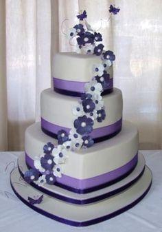 gâteaux de mariage - Cerca con Google