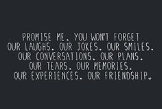 even though our time has gone...