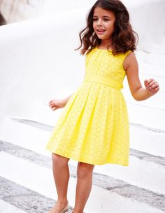 I've spotted this @BodenClothing Broderie Party Dress