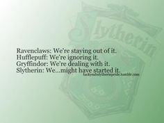 you know you're a slytherin when - Google Search