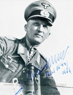✠ Hasso-Eccard Freiherr von Manteuffel (14 January 1897 – 24 September 1978)