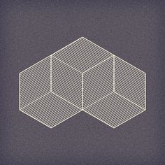 Creative Geometric, Greyhandgang, Illustration, and Geometry image ideas & inspiration on Designspiration Geometric Designs, Geometric Shapes, Geometric Poster, Typography Design, Logo Design, Art Graphique, Logo Images, Grafik Design, Optical Illusions