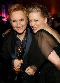 Celeb lesbian stills