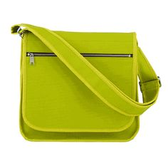 Marimekko Olkalaukku Bud Green Bag - Click to enlarge...crazy expensive for a canvas bag, but I still want it!