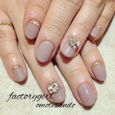 nail salon * factorygirl * Omotesando | image of jewelry